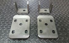 "83-09 Ford Ranger axle flip kit lowering kit with added bottom plate. 3/8"" thick"