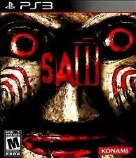 Saw USED SEALED (Sony PlayStation 3, 2009)