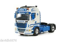WSI COLLECTIBLES SCANIA R(6) HIGHLINE 4X2 GEERTS 01-1311