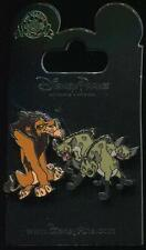 Scar and Hyenas 2 Pin Set Lion King Disney Pin 101923