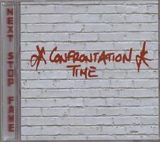CONFRONTATION TIME - NEXT STOP FAME CD BELFAST PuNk POWERPOP SKIDS