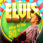 Elvis Presley-King Of The 50's- 2 x LP 1979 RCA Netherlands G/Fold-NL-42974