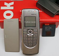 NOKIA 9300 RAE-6 COMMUNICATOR SMARTPHONE HANDY QWERTZ TRI-BAND BLUETOOTH NEU NEW