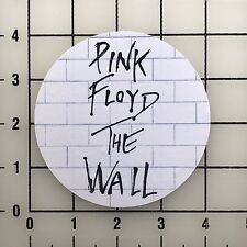 """Pink Floyd The Wall 4"""" Wide Color Vinyl Decal Sticker BOGO"""