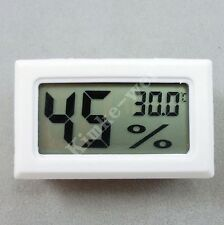 Mini Digital LCD Temperature Luftfeuchtigkeit Humidity Hygrometer Thermometer