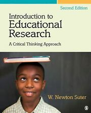 Introduction to Educational Research: A Critical Thinking Approach: Suter, W. (