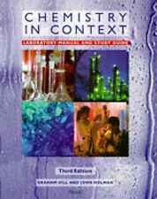 Chemistry in Context: Laboratory Manual and Study Guide,GOOD Book