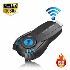 HD 1080P Digital HDMI Media Player Streamer PC TV Wifi Display Dongle US STOCK
