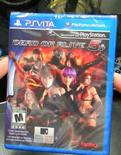 Dead or Alive 5+ (Playstation Vita) NEW