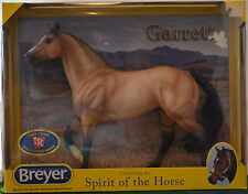 Garrett Breyer Traditional Model Horse #301156 AQHA Buckskin 2016 FREE BONUS  3