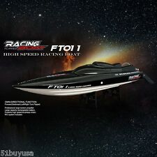FeiLun FT011 RC Boat High Speed 50KM/H Brushless Motor with Water Cooling System