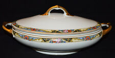 TK Thuny Czechoslovakia Serving Dish With Lid