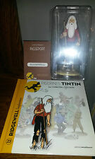 Figurine Tintin edition Moulinsart n°23 Ridgewell sous blister NEUF