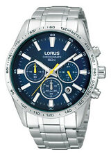 LNP RT321CX9 Lorus Gents Chronograph Bracelet Watch