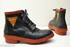 Vintage Cebo Rubber Unique Apocalypse Fallout Mad Max Borderlands Cosplay Boots