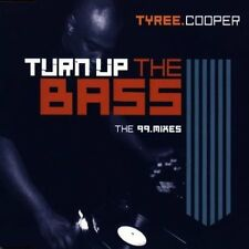 Tyree.Cooper Turn up the bass '99 Mixes [Maxi-CD]
