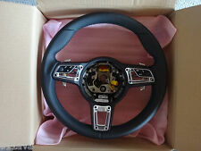 PORSCHE 991.2 991.2  TURBO S PDK  LEATHER GT SMALLER  STEERING WHEEL HEATED M-F
