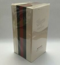 GUCCI BY GUCCI SPORT POUR HOMME 50ml EDT Spray Men's Perfume SEALED BOX