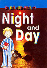 Jim Pipe Night and Day (Reading About) Very Good Book