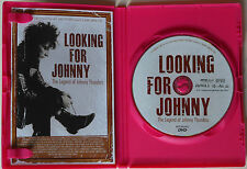 'LOOKING FOR JOHNNY - the Legend of Johnny Thunders' DVD Heartbreakers NY Dolls