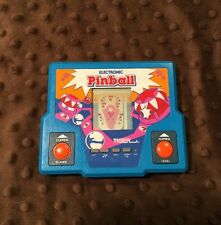 VTG Tiger Electronic Pinball Handheld Video Game 1987 Tested GUC