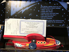 1998 Fisher-Price Limited Edition Space Blazer New in Box 980750 #4690 FREE SHIP