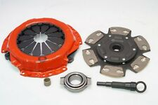 ACTION CLUTCH 1MS STAGE 3 6-PUCK METALLIC SPRUNG KIT 94-01 INTEGRA 99-00 SI