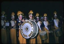 MISSISSIPPI ALL STATE Marching BAND Lions Club International 1950s Slide Photo