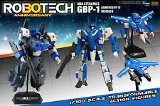 Macross Robotech Max VF-1J GBP-1 Heavy Armored Veritech 1/100 Transformable- New
