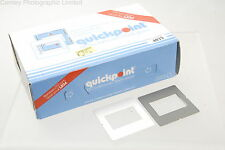 Quickpoint 24×36 35mm Glassless Slide Mounts 100 Pack. Condition – 1E [4833]