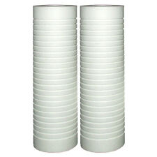 2 Hydros Replacement PP Sediment Water Filter Cartridge Healthstart Micron Stage