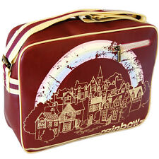 Sports Bags - Retro Cartoon Large Satchel Hoiday Travel School Boys Girls Cool