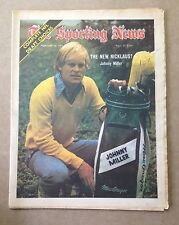 The Sporting News: Johnny Miller THE NEW NICKLAUS? FEBRUARY 16, 1974