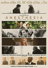 Anesthesia Kristen Stewart STRETCHING AGAIN DVD USED VERY GOOD