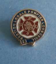 Section Locale Pompier Longueuil (Montreal) Fire Dept Pin New