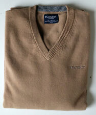 Mens Hackett V Neck Jumper
