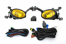 06-08 Honda Civic FG 2 door JDM Yellow Fog Light Kit EX DX LX SI Mugen