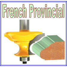 "1pc 1/2 SH 2"" French Provincial Wainscoting Pedestal Router Bit sct 888"