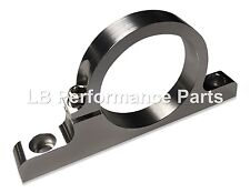 "2"" 50mm Aluminium Bracket Clamp Cradle for Fuel Pump Filter Aeromotive - Silver"