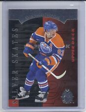 13-14 2013-14 SP AUTHENTIC RYAN NUGENT-HOPKINS 93-94 RETRO SILVER SKATES 7 OILER