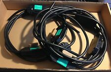 Enphase 840-00136 240VAC Trunk Cable Drop For M215 M250 Inverter LOT of (7)