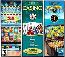 PC GAME HOYLE SLOTS & CASINO SLOTS 3 PACK BRAND NEW SEALED SHIPS NEXT DAY
