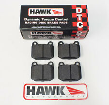 Hawk DTC-30 Track Day/Racing Rear Brake Pads to fit Subaru Impreza WRX STi