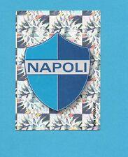 PANINI CALCIATORI 2009-2010-Figurina n.313- SCUDETTO/BADGE -NAPOLI-NEW