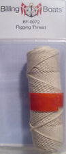 Billing Boats Accessory BF-0072 1 x Roll x 0.8mm x 30m Rigging Thread - 1st Post