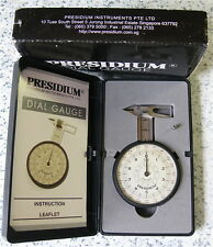 PRESIDIUM DIAL GAUGE, STONE MEASURING INSTRUMENT.