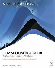 Adobe Photoshop CS3 Classroom in a Book, Adobe Creative Team, ., Good Book