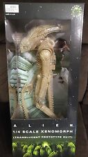 CONCEPT ALIEN XENOMORPH WARRIOR 1/4 18 INCH ACTION FIGURE NECA ALIENS AVP MOVIE