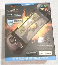 MOGA i0S GAME CONTROLLER FOR iPHONE5,5c and iPOD TOUCH