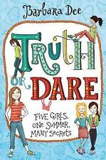 Truth or Dare by Barbara Dee (2016, Hardcover)